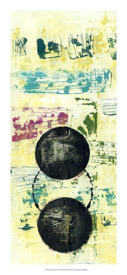Retro Textures I-Jennifer Goldberger-Giclee Print