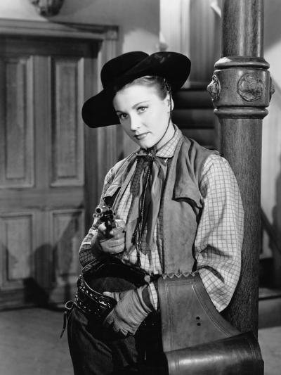 Return of the Bad Men, Anne Jeffreys, 1948--Photo