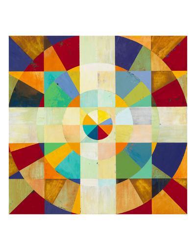 Return of the Sun-James Wyper-Art Print