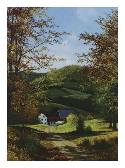 Returning Home-Lene Alston Casey-Art Print
