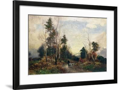 Returning Home-William Manners-Framed Giclee Print