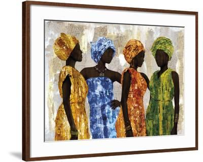 Reunion-Mark Chandon-Framed Giclee Print