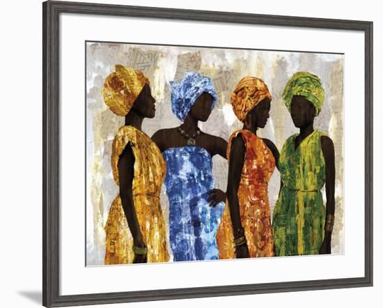 Reunion-Mark Chandon-Framed Giclee Print