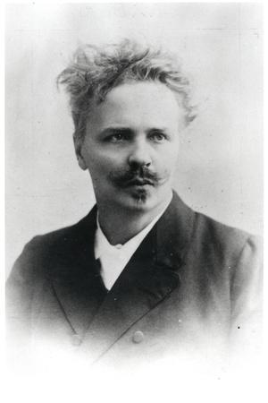 Johan August Strindberg (1849-1912)