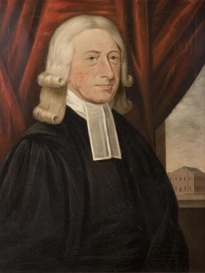 Rev. John Wesley-Thomas Horsley-Giclee Print