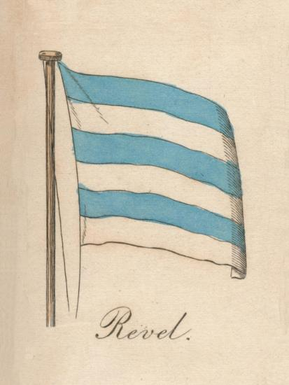 'Revel', 1838-Unknown-Giclee Print