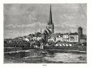 Revel, Estonia, 1879