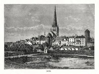 Revel, Estonia, 1879--Giclee Print