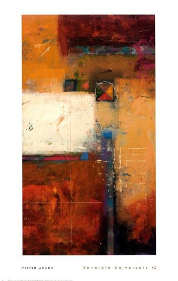 Reverate Universale II-Pietro Adamo-Art Print