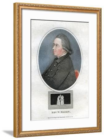 Reveren W Mason, 1815--Framed Giclee Print