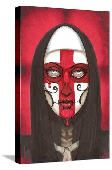 Reverence-Shayne Bohner-Stretched Canvas Print