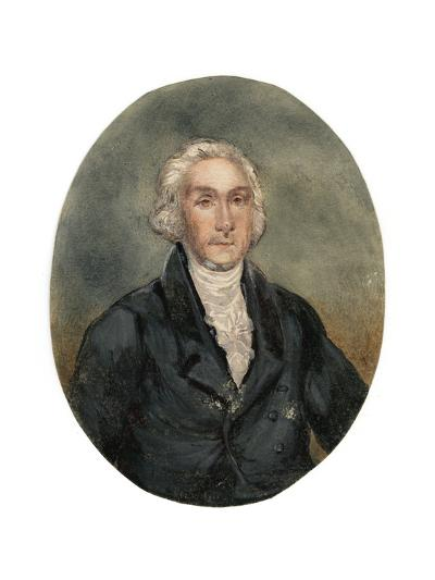 Reverend George Burden (1811-189), 19th Century--Giclee Print