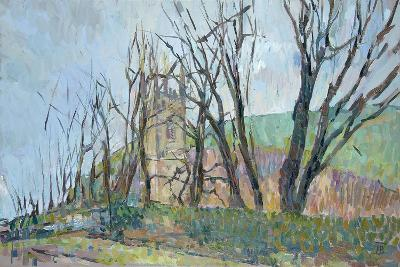 Reverend Hawker's Church at Morwenstow II-Erin Townsend-Giclee Print