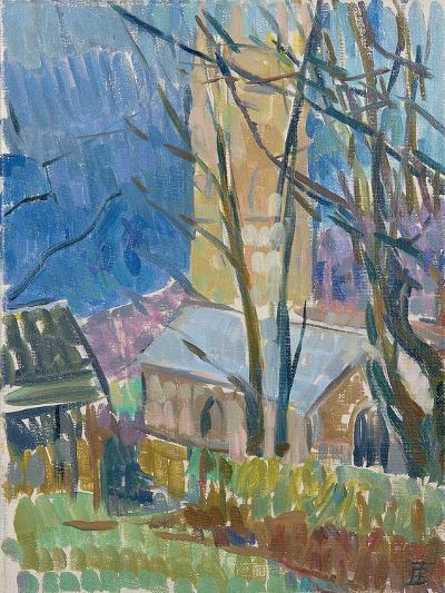 Reverend Hawker's Church at Morwenstow III-Erin Townsend-Giclee Print