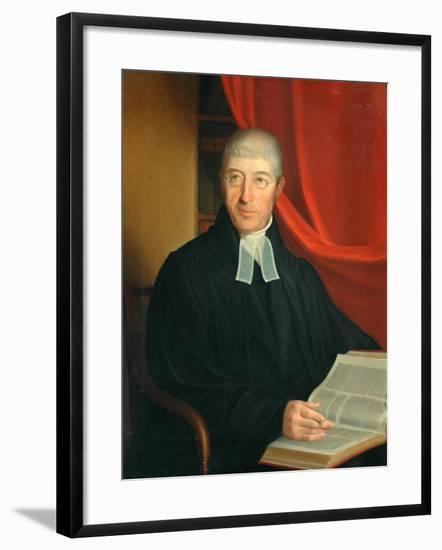 Reverend James Mitton--Framed Giclee Print