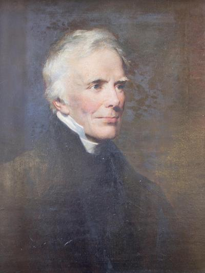 Reverend John Keble, 1876-George Richmond-Giclee Print