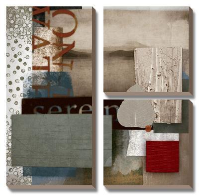 Reverie II-Noah Li-Leger-Canvas Art Set