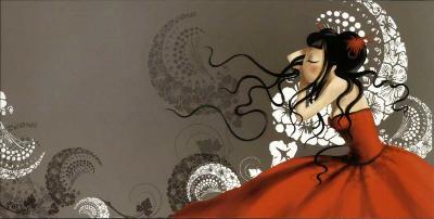 Reveries-Misstigri-Art Print