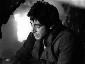 REVOLUTION by HUGHHUDSON with Al Pacino, 1985 (b/w photo)