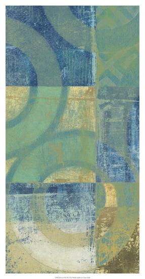 Revolve II--Art Print