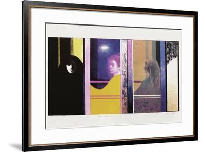 Revolving Door-Colleen Browning-Framed Premium Edition