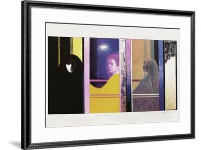 Revolving Door-Colleen Browning-Framed Premium Edition