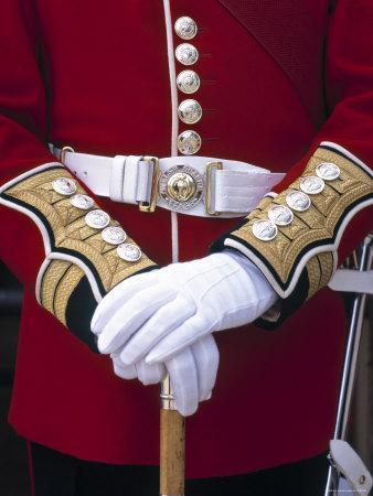 Soldier's Uniform, London, England
