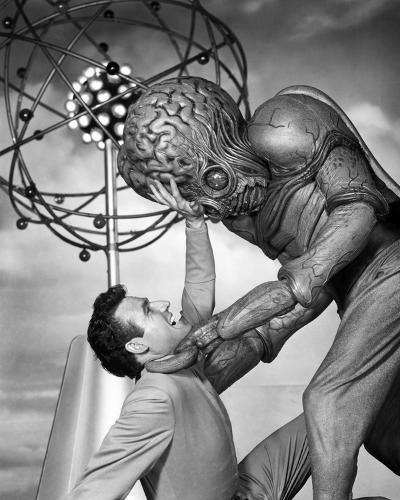 Rex Reason, This Island Earth (1955)--Photo