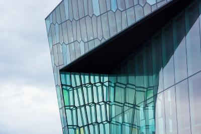 Reykjavik, Harpa Concert Hall-Catharina Lux-Photographic Print