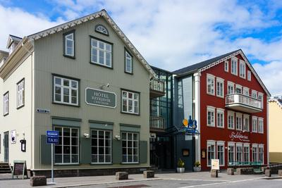 Reykjavik, Historical City Centre-Catharina Lux-Photographic Print