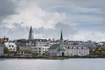 Reykjavik, Iceland, Polar Regions-Michael-Photographic Print