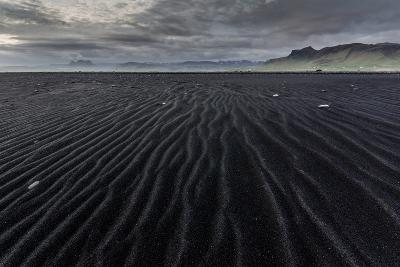Reynisfjara, Vik, Iceland, Polar Regions-Bill Ward-Photographic Print