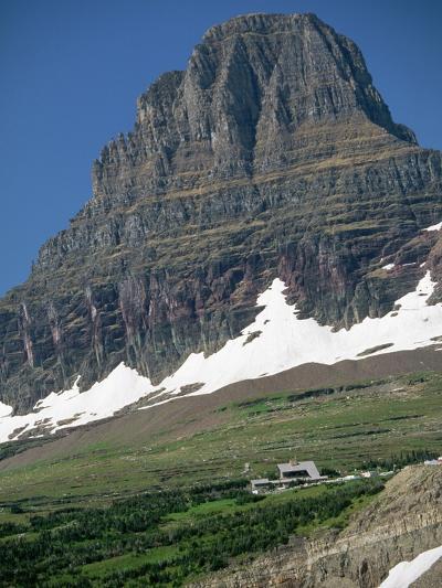 Reynolds Mountain in Summer-Neil Rabinowitz-Photographic Print
