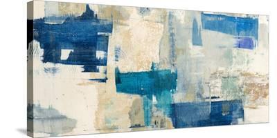 Rhapsody in Blue-Anne Munson-Stretched Canvas Print
