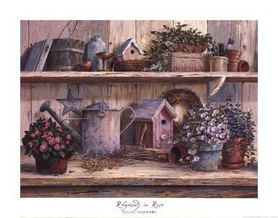 Rhapsody in Rose-Michael Humphries-Art Print