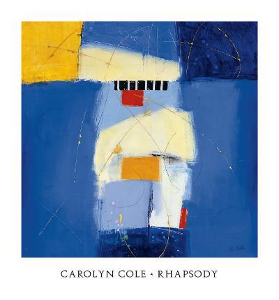 Rhapsody-Carolyn Cole-Art Print
