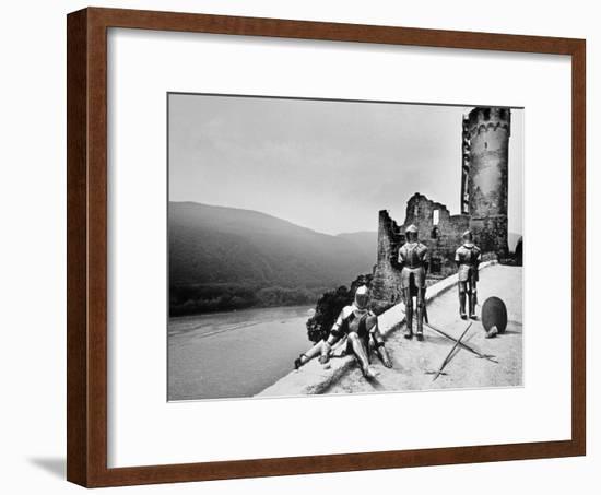 Rheinlandschaften 3, 2015-Jaschi Klein-Framed Photographic Print
