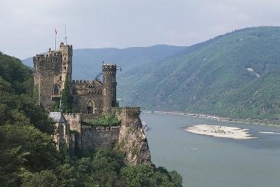 Rheinstein Castle--Photographic Print