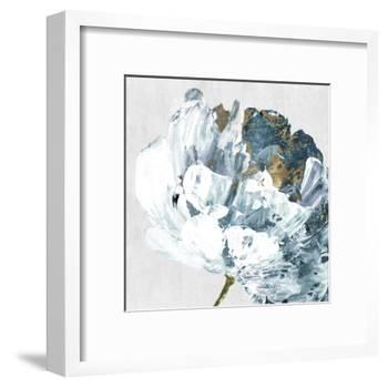 Rhinestone Flower I-Eva Watts-Framed Art Print