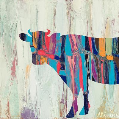 Rhizome Cow-Ann Marie Coolick-Premium Giclee Print