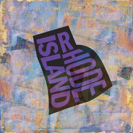Rhode Island-Art Licensing Studio-Giclee Print