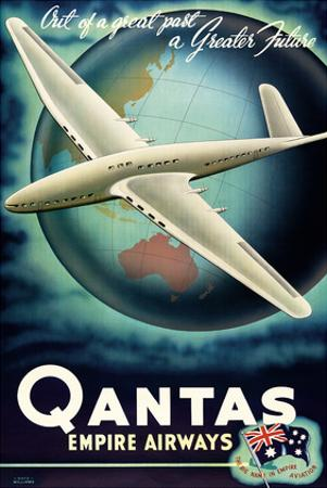 Out of a Great Past, a Greater Future - Qantas Empire Airways (QEA)