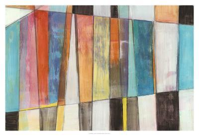 Rhythm and Hues I-Jodi Fuchs-Premium Giclee Print
