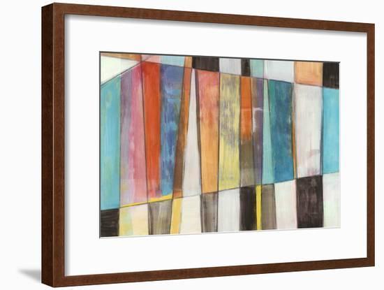 Rhythm and Hues I-Jodi Fuchs-Framed Premium Giclee Print