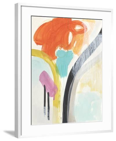 Rhythm Variations II-June Vess-Framed Art Print