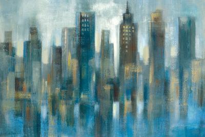 Rhythmic Reflection Light-Silvia Vassileva-Art Print