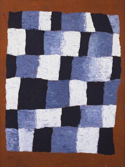 Rhythmically; Rhythmisches-Paul Klee-Giclee Print