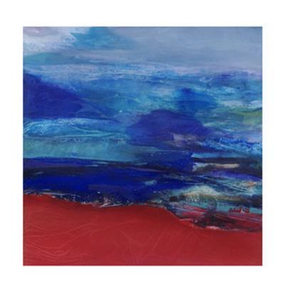 Rhythmn In Blue-Julian Corvin-Collectable Print