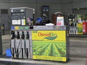 Biodiesel Fuel Pump by Ria Novosti