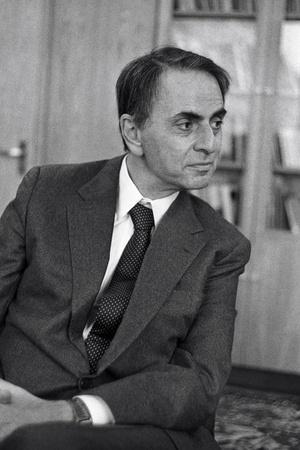 Carl Sagan, US Astronomer